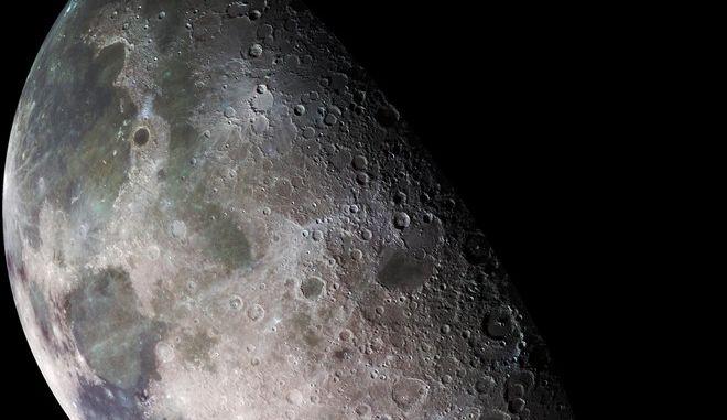 Χώμα από τη Σελήνη με ιδιωτική πρωτοβουλία