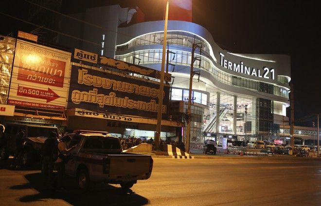 Το εμπορικό κέντρο που δέχτηκε επίθεση από στρατιώτη