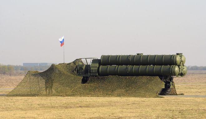 Ρωσικά πυραυλικά συστήματα S-400