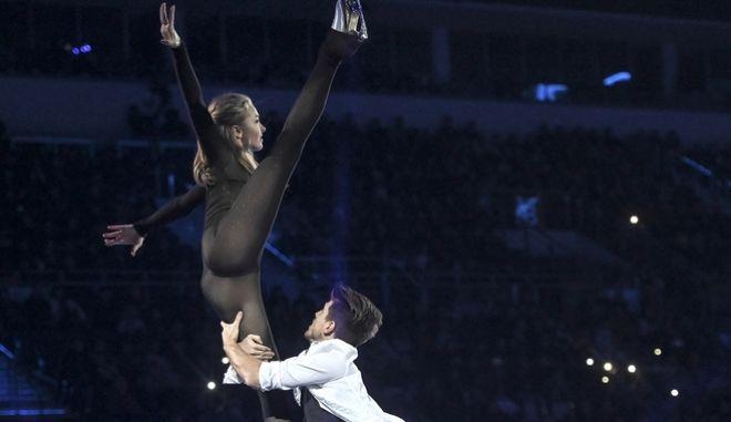 Alexandra Stepanova: Τι απαντά η Ρωσίδα αθλήτρια για το διάφανο κορμάκι που άναψε φωτιές