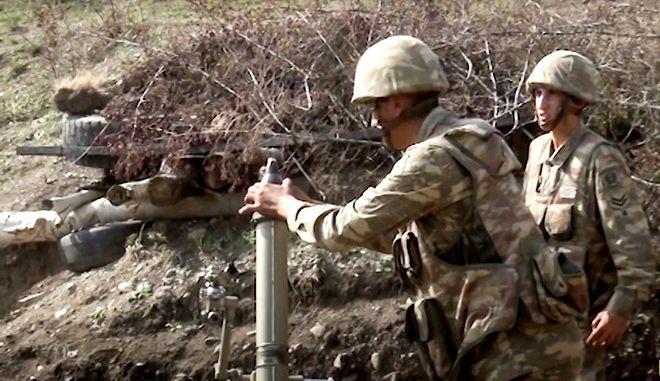 Αζέροι στρατιώτες