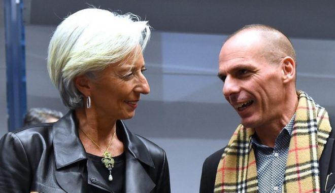 ΔΝΤ: Δεκτό το ελληνικό αίτημα συγχώνευσης των δόσεων. Πληρωμή και των τεσσάρων σε μία, στις 30 Ιουνίου