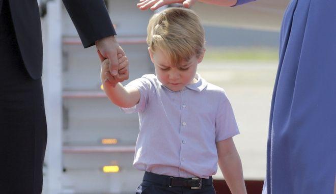 Πρίγκιπας Τζορτζ