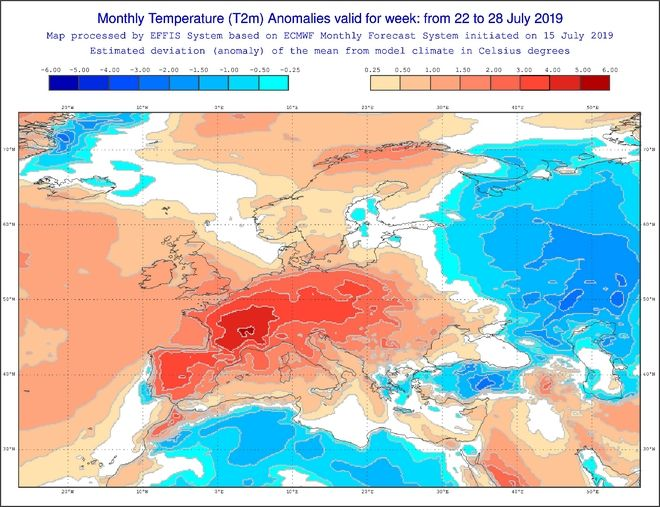 Καιρός: Στους 36 βαθμούς ο υδράργυρος την Τρίτη - Υψηλός κίνδυνος φωτιάς