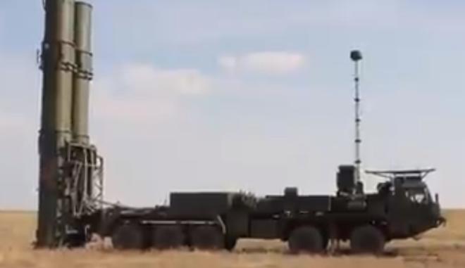 Ρωσία: Έδωσε στη δημοσιότητα βίντεο από τη δοκιμή του πυραύλου S-500