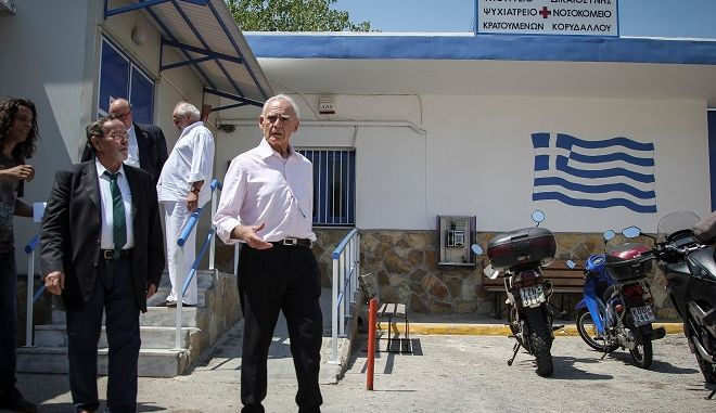 Αποφυλάκιση Άκη Τσοχατζόπουλου την Τρίτη 3 Ιουλίου 2018. Ο πρώην υπουργός αφέθηκε ελεύθερος καθώς το Πενταμελές Εφετείο Αθηνών έκανε δεκτή την αίτηση για αποφυλάκιση του. Ο Άκης Τσοχατζόπουλος θα παραμείνει εκτός φυλακής μέχρι την συζήτηση για την αίτηση αναίρεσης.