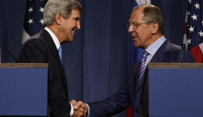 Συμφώνησαν ΗΠΑ και Ρωσία για τον αφοπλισμό της Συρίας