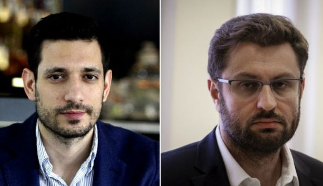 Διασταύρωσαν τα ξίφη τους Ζαχαριάδης - Κυρανάκης για τη Novartis