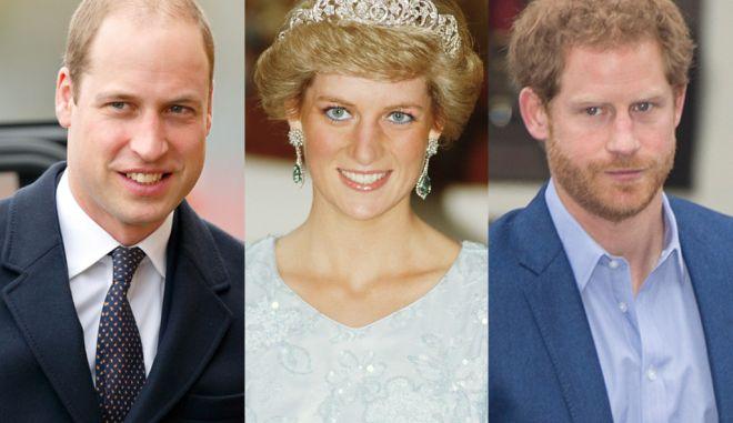 Άγαλμα η Νταϊάνα: Η πριγκίπισσα επιστρέφει στο βρετανικό παλάτι