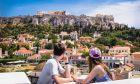 Τουρίστες στην Ελλάδα