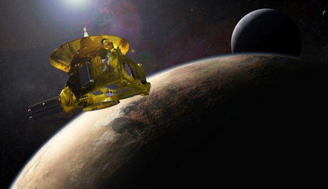 'Έσχατη Θούλη', ο επόμενος στόχος του New Horizons - Είχαν προταθεί τα ονόματα Ρουβίκωνας και Όλυμπος