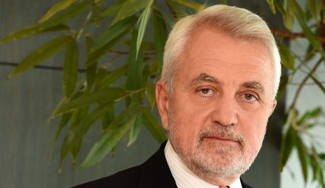 O Διευθύνων Σύμβουλος του Ομίλου ΕΛΛΑΚΤΩΡ, κ. Αναστάσιος Καλλιτσάντσης