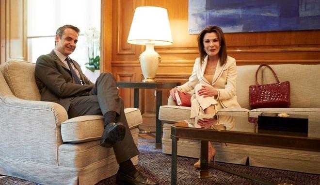 """Η Γιάννα Αγγελοπούλου ορίστηκε απο τον πρωθυπουργό επικεφαλής της Επιτροπής """"Ελλάδα 2021"""""""