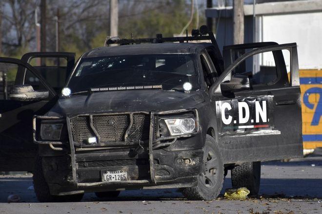Ανταλλαγή πυρών σε πόλη του Μεξικού