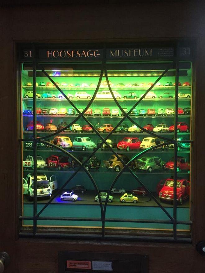 Μουσείο Τσέπης, Ελβετία