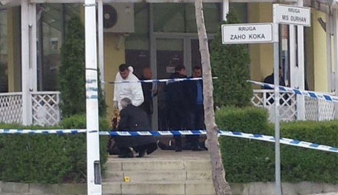 Τρεις νεκροί και ένας τραυματίας σε συμπλοκή με ανταλλαγή πυροβολισμών στην Αλβανία