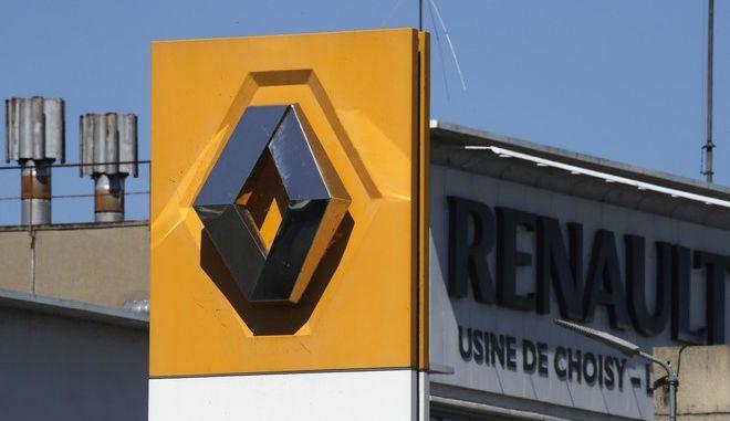 Το λογότυπο της Renault