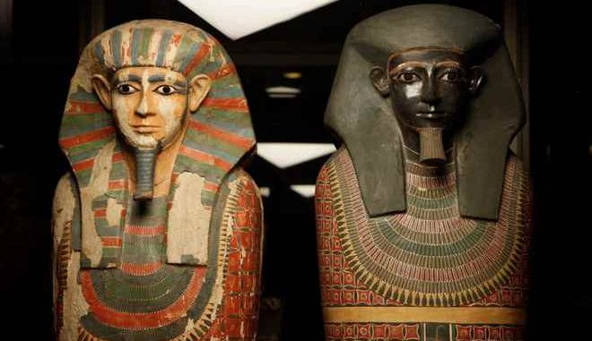 Ελληνίδα βρήκε το μυστικό που κρύβουν οι διάσημες αιγυπτιακές μούμιες των 'Δύο αδελφών'