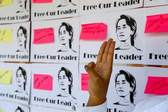 Μιανμάρ: Συνελήφθη στενός σύμβουλος της Σαν Σου Τσι