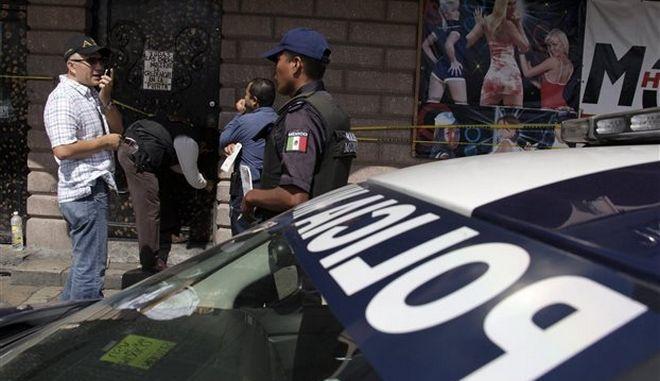Μεξικό: Νεκρός ένας από τους μεγαλύτερους γκάνγκστερς της χώρας