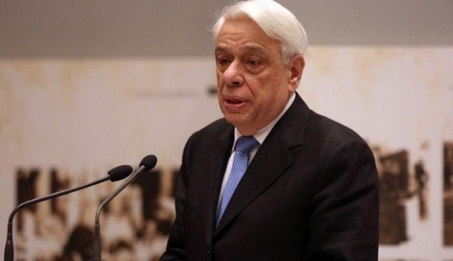 Παυλόπουλος: Χωρίς τα Γλυπτά ο Παρθενώνας δεν μπορεί να συμβολίσει το πολιτισμικό μήνυμα που του αναλογεί