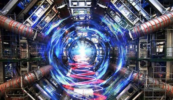 CERN: Πείραμα αντιύλης δημιούργησε ακτίνα από άτομα αντι-υδρογόνου