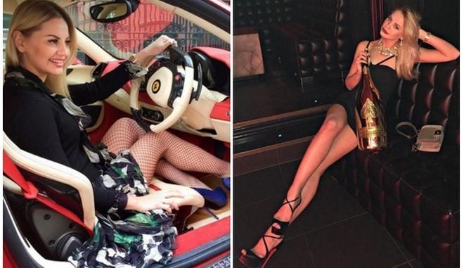 Η Julia Stakhiva πετάει τα λεφτά της και 'καίει' το Instagram