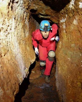 Εντυπωσιακές εικόνες από την πρώτη εξερεύνηση του σπηλαιορυχείου Πέρνης Καβάλας