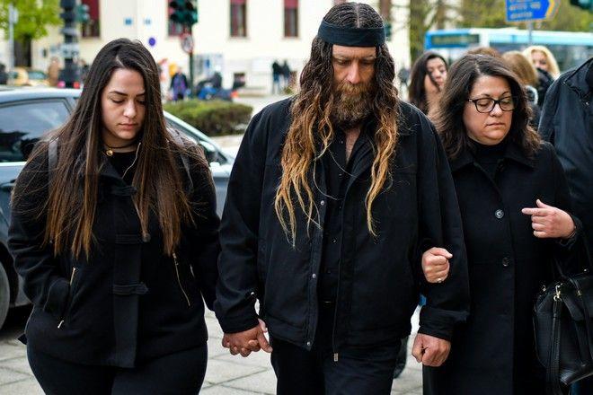 Η οικογένεια του Βαγγέλη Γιακουμάκη στα δικαστήρια Ιωαννίνων