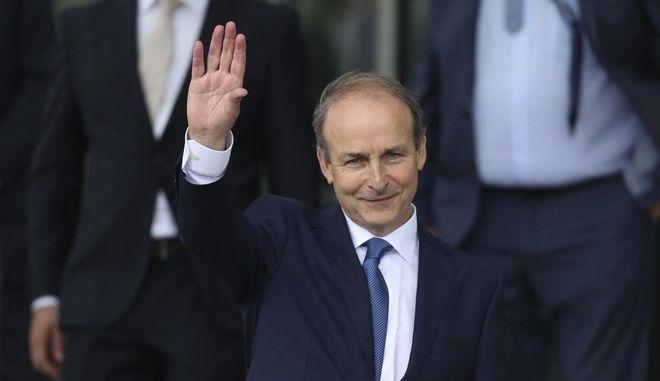 Ο Μάικλ Μάρτιν, νέος πρωθυπουργός της Ιρλανδίας