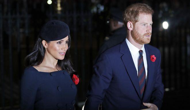 Ο πρίγκιπας Χάρι και η Δούκισσα του Σάσσεξ, Μέγκαν Μαρκλ