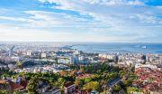 Αεροφωτογραφία της Θεσσαλονίκης
