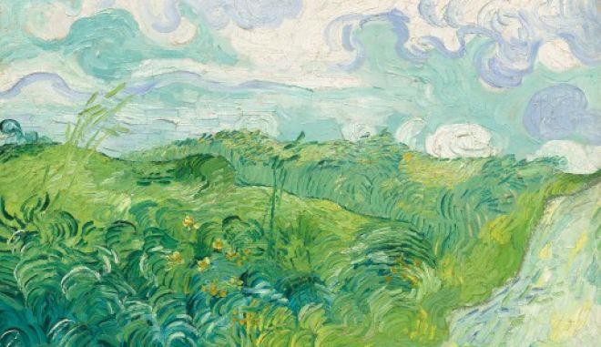 Ο τελευταίος πίνακας του Βαν Γκογκ