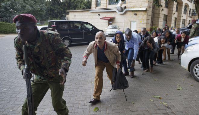 Επίθεση ισλαμιστών στο Ναϊρόμπι