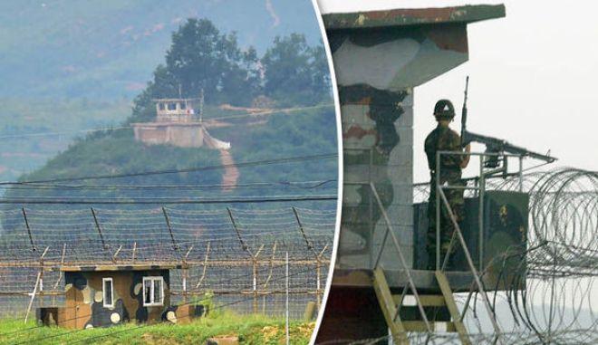 Απόπειρα 'αυτοκτονίας': Βορειοκορεάτης στρατιώτης λιποτάκτησε - Δέχθηκε 40 σφαίρες