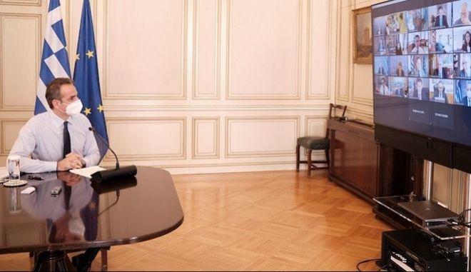 Συνεδριάζει το Υπουργικό Συμβούλιο - Νέα πρόσωπα, ίδια ατζέντα