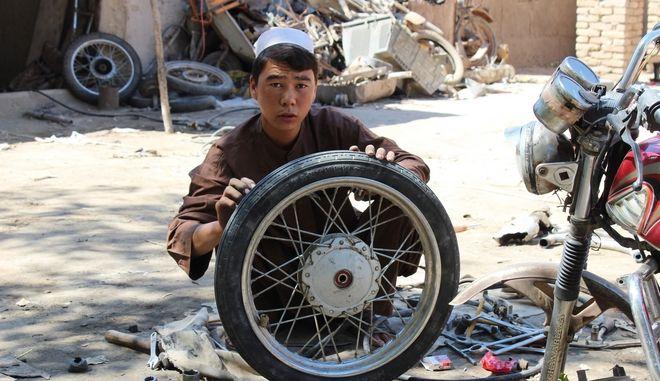 Αφγανιστάν: Δύο ρόδες, το όχημα για μια καλύτερη ζωή