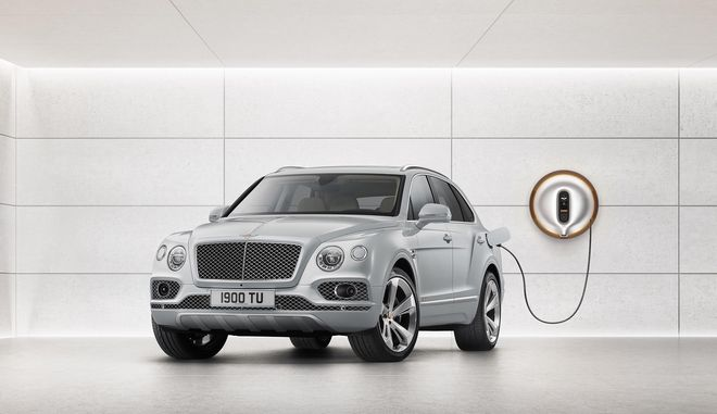 What a car! Κι όμως μία Bentley κινείται ηλεκτρικά
