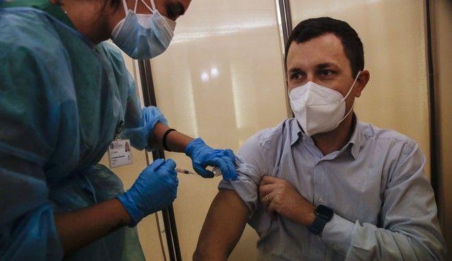 Εμβόλιο κατά του κορονοϊού