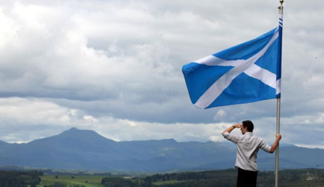 Η ανεξαρτησία φοβίζει τους Σκοτσέζους