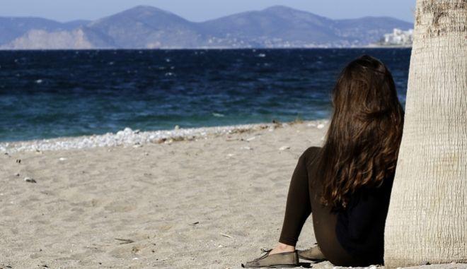 Στιγμιότυπο από την παραλία Μπάτης και Έδεμ