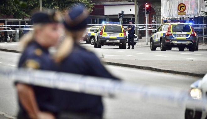 Πυροβολισμοί στο Μάλμε
