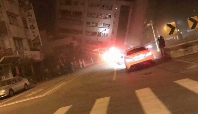 Ισχυρός σεισμός 6,4 Ρίχτερ στην Ταϊβάν: Κατέρρευσε ξενοδοχείο - Τουλάχιστον δύο νεκροί