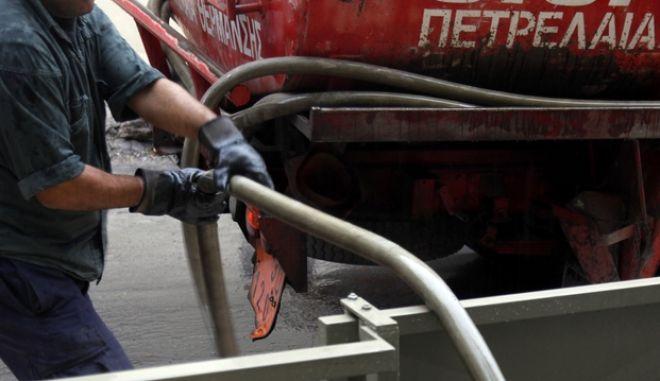 Διανομή πετρελαίου θέρμανσης