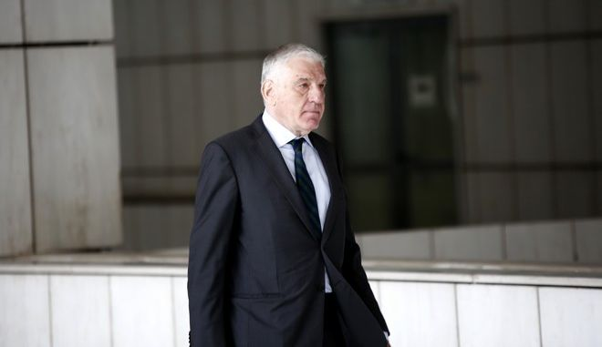 Ο πρώην υπουργός Γιάννης Παπαντωνίου