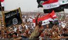 Τζιχαντιστές στο Ιράκ το 2013 (αρχείου)