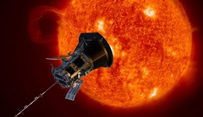 Το Parker Solar Probe αγγίζει τον Ήλιο.