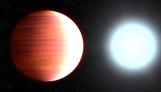 Με ελληνικό άρωμα η ανακάλυψη εξωπλανήτη όπου 'χιονίζει' αντηλιακό