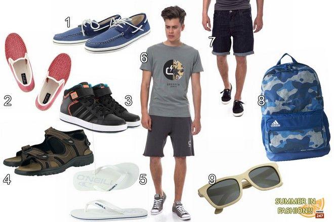 ΕΚΠΤΩΣΕΙΣ μόνο για το διαδίκτυο: Ανδρικά ρούχα και παπούτσια σε μοναδικές προσφορές
