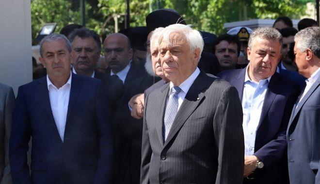 Παυλόπουλος: Δεν θα περάσουν τα ναζιστικά και φασιστικά μορφώματα